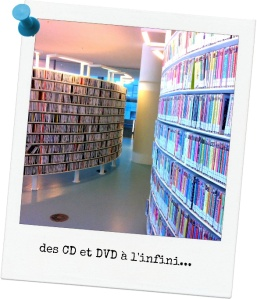 CD et DVD