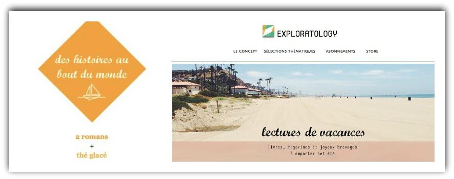 Exploratology