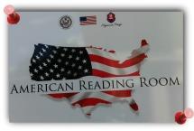 américain reading room