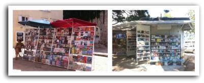 librairie Budva