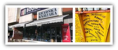 librairie Podgorica