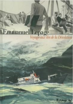 Voyage aux iles de la désolation