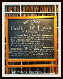 Brooklyn Art Library 5