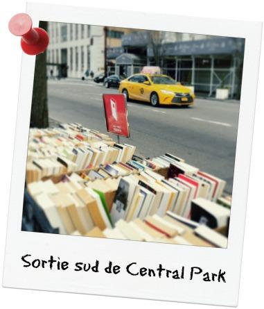 livres à New York
